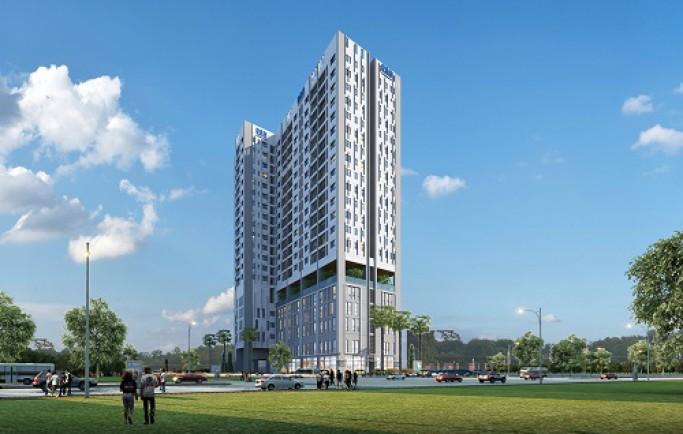 850 triệu đồng một căn hộ hoàn thiện, nội thất châu Âu tại quận 7