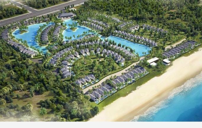 Vingroup mở bán biệt thự Vinpearl Resort & Villas Bãi Dài