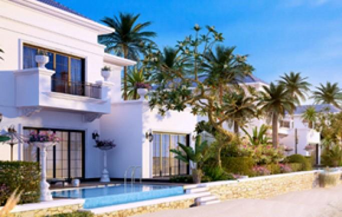 Mở bán biệt thự Vinpearl Paradise Villas