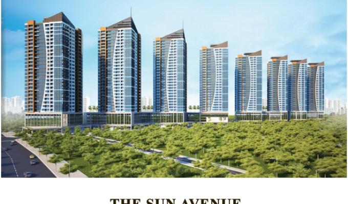 Bán căn hộ chung cư tại The Sun Avenue - Quận 2 - Hồ Chí Minh