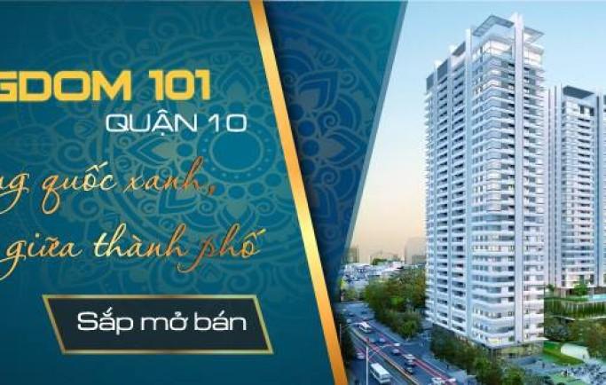 Bạn cần tìm căn hộ Kingdom 101 Thành Thái ?