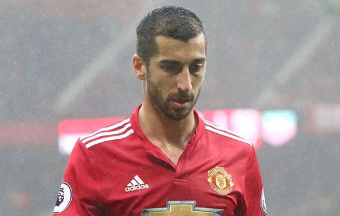 Báo 8live đưa tin Mkhitaryan nguy cơ bị Mourinho đẩy ra đường
