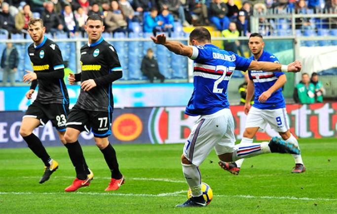 Báo 8live nhận định, Soi kèo Spal – Sampdoria, 23h00 ngày 20/05: Quyết tâm của chủ nhà