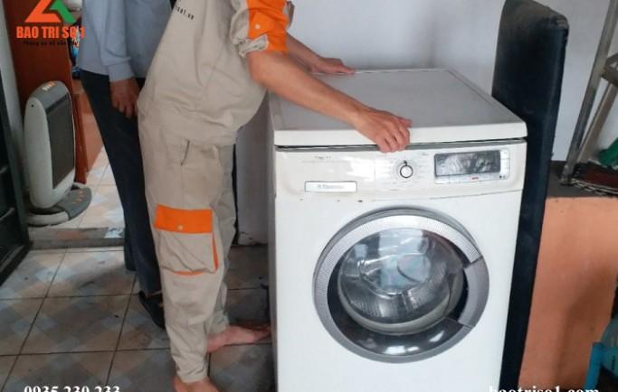 Bảo dưỡng máy giặt tại nhà đảm bảo máy sạch như máy mới