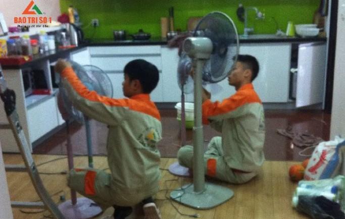 Bảo trì số sửa quạt điện tại nhà cam kết hiệu quả ngay. 0988 230 233