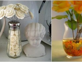BÌnh hoa hoa phong cách đem đến nét độc đáo đến không gian nhà bạn