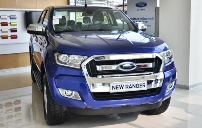 Các dòng xe nổi bật tại đại lý Ford Đồng Nai