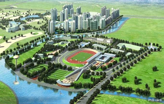 Căn hộ Saigon Sports City kinh phí hợp lý khu trọng tâm tối ưu qui mô