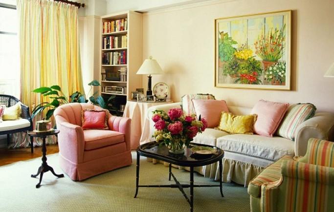 Căn phòng khách nhà bạn sẽ đẹp hơn nhờ thiết kế nội thất
