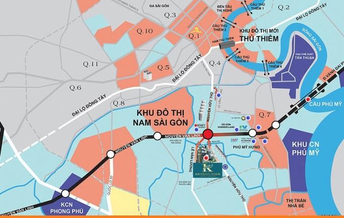 City Gate 3 Đại Lộ Võ Văn Kiệt vị trí đắc địa thiết kế mở không gian tiện nghi