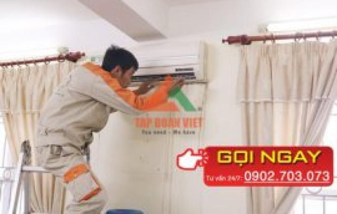 Công ty chuyên sửa điều hòa tại nhà chất lượng dịch vụ uy tín nhất