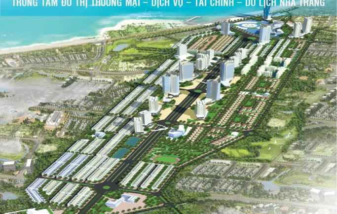 Đất Nền Piania City Nha Trang thu hút chú ý tiện nghi nhất ưu thế vị trí