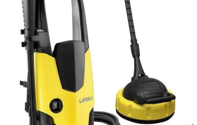Địa chỉ bán Máy rửa xe Lavor STM-150 giá siêu rẻ