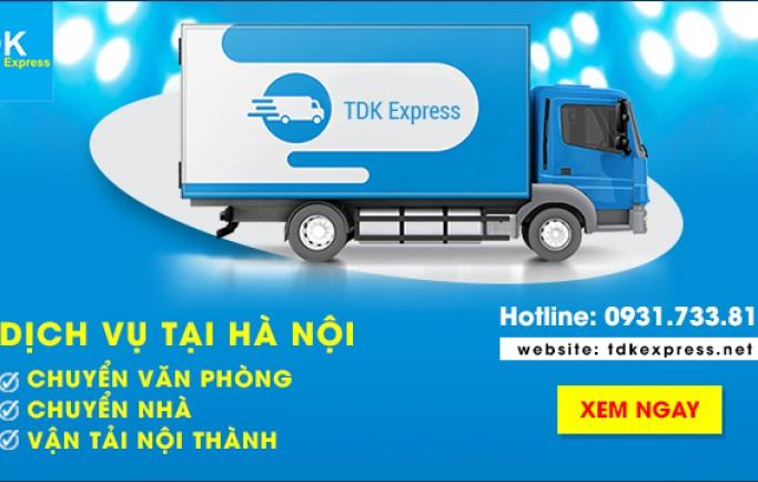 Dịch vụ chuyển văn phòng TDK Expresss đem lại lợi ích cho khách hàng