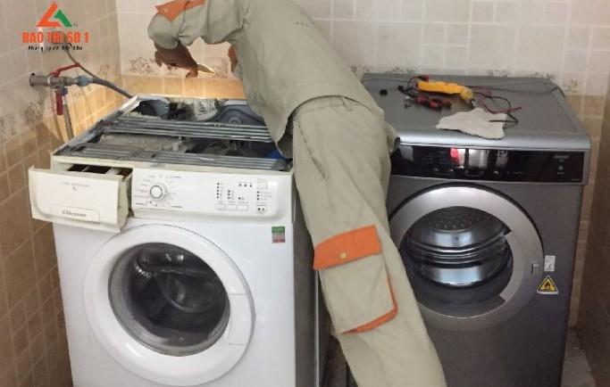 Dịch vụ vệ sinh máy giặt tại nhà đảm bảo lỗi hết ngay lập tức ngay