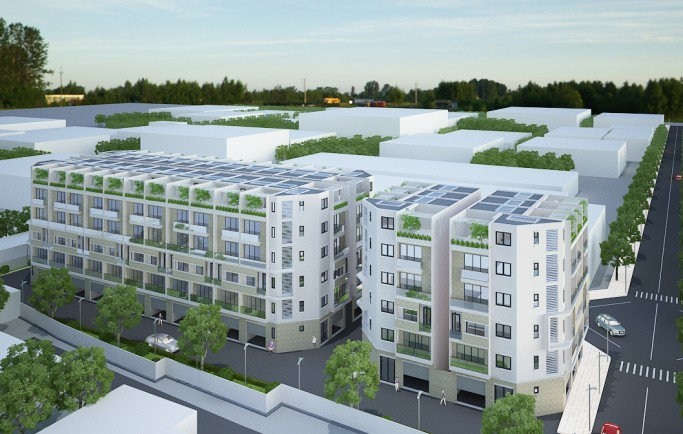 Đồng Nai: Hạ tầng phát triển bất động sản Địa Ốc Long Phát lại tăng nhiệt