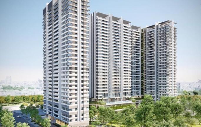 Dự án căn hộ Kingdom 101 Quận 10 Thành Thái