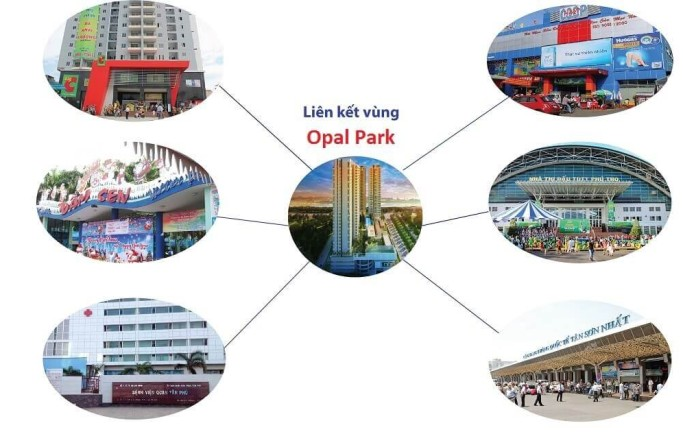 Dự án căn hộ Opal Park
