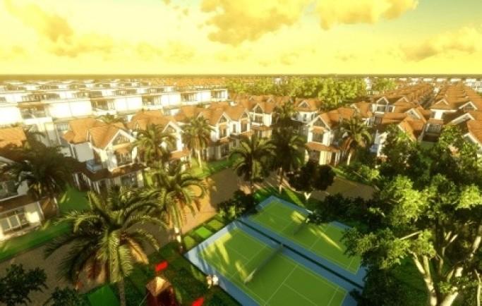 Dự án đất nền An Phú Bình Dương