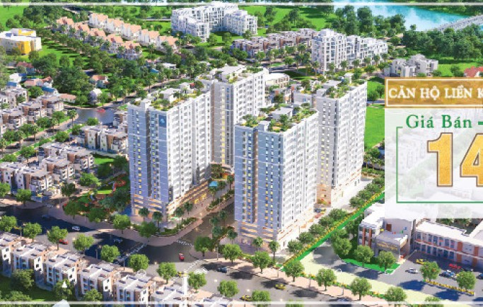 Dự án Orchid Park phát triển bởi Cotec ấm cúng thoải mái khu phát triển một chốn an cư.