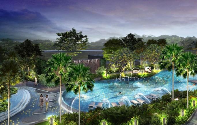 Dự án Palm Garden quận 2 - không gian sống rất lý tưởng