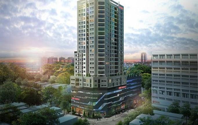 Dự án Tân Hồng Hà Complex 317 Trường Chinh giá 34 tr/m2 - Rẻ hay đắt