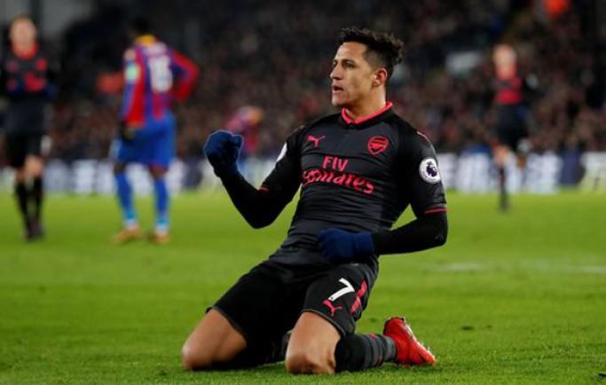Fan 8live đưa tin: Màn ăn mừng của Sanchez bị 'tố' gây chia rẽ phòng thay đồ của Arsenal