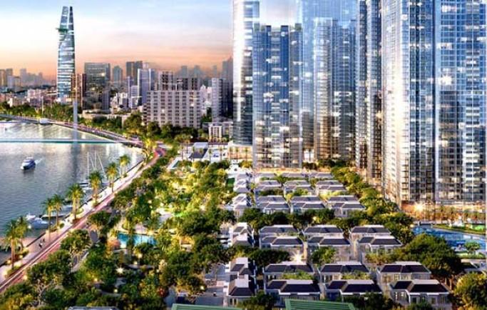 Gem Riverside Đất Xanh Q2 biểu tượng kiến trúc độc đáo bên bờ sông Sài Gòn