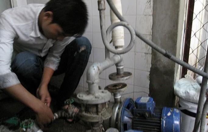 Hãy đến với chúng tôi khi nhà bạn có sự cố hay cần lắp đặt điện nước
