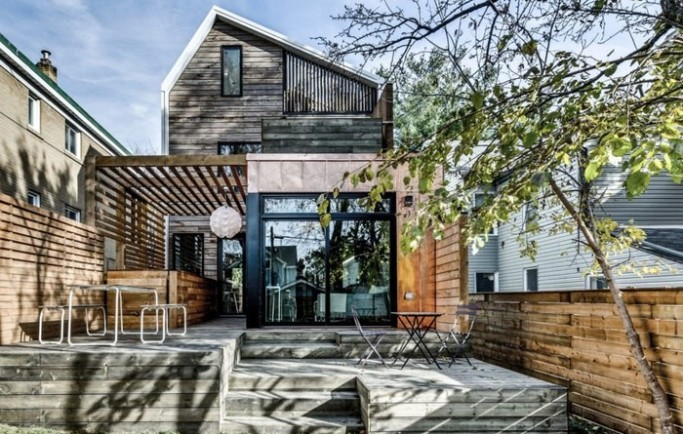 Hô biến nhà cấp 4 cũ kỹ thành nhà xanh mướt, đẹp lung linh