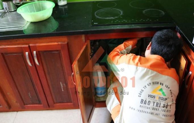 Hướng dẫn bạn dịch vụ sửa bếp từ chuyên nghiệp tại nhà nhanh