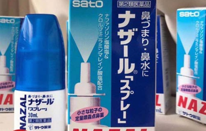 Hướng dẫn dùng sản phẩm chữa viêm mũi dị ứng nhật bản tốt nhất