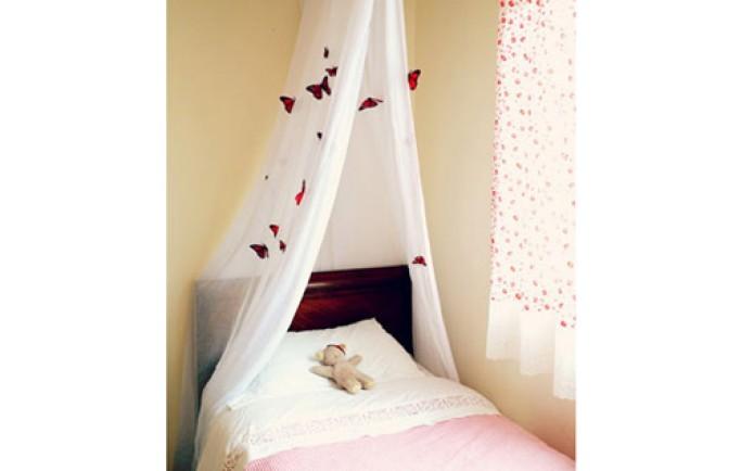 Làm duyên với trang trí nhà được lấy cảm hứng từ các chú bướm cực thú vị (P1)