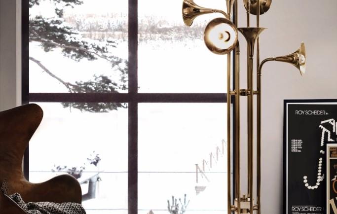 Lời cảnh báo: Những chiếc đèn đương đại sẽ giúp cho đêm giáng sinh bầu không khí ấm cúng