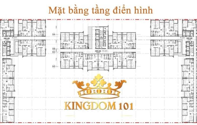 Lợi ích của căn hộ KingDom 101