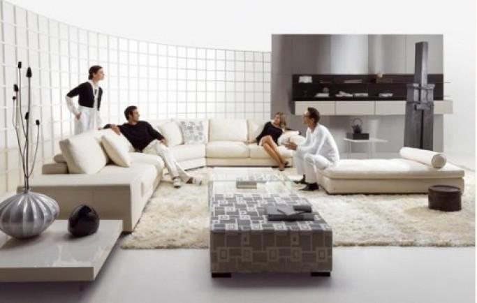 Lời khuyên trong trang trí phòng khách cho kết quả cực đẹp