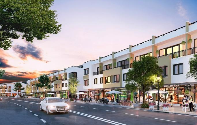 Lý do nhà phố thương mại Địa Ốc Long Phát xây sẵn tại Đồng Nai hút khách