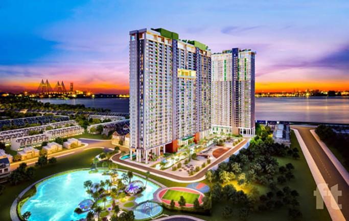 Mua nhà căn hộ chung cư cao cấp KingDom phòng định cư sang trọng đáng ở nhất Thành Phố Hồ Chính Minh