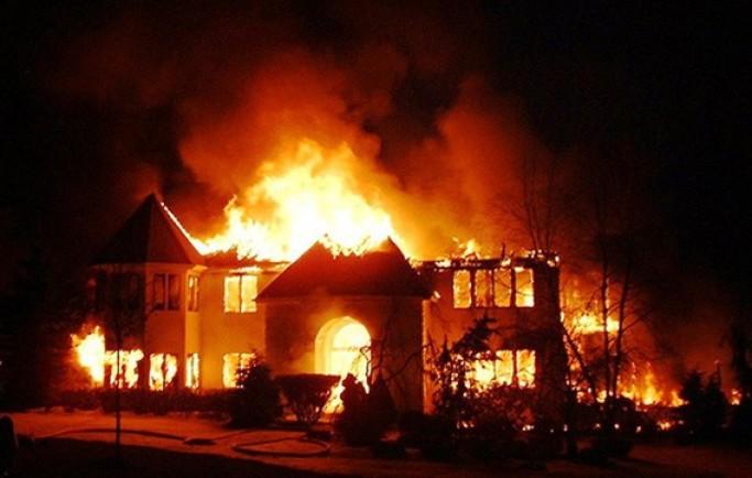 Nằm mơ thấy cháy nhà có ý nghĩa gì nên đánh xổ số con gì may mắn