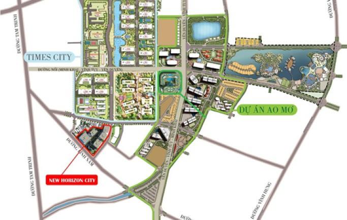 New Horizon City: nhận nhà ở ngay, trao tay SH