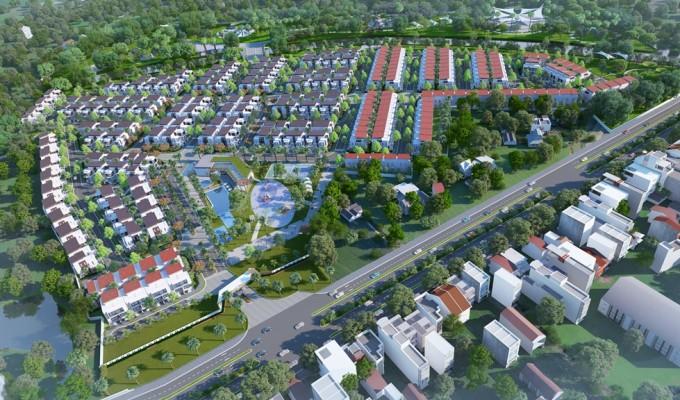 """Nhà đất Địa Ốc Long Phát tại Nhơn Trạch – Đồng Nai """"chiếm sóng"""" phân khúc"""
