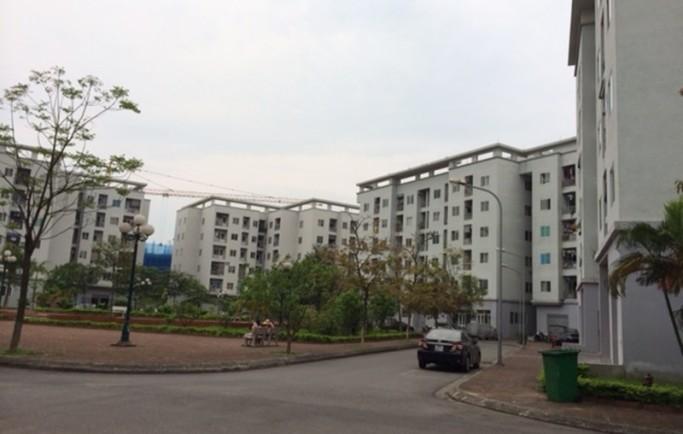Nhà ở xã hội cho thuê của Hà Nội: Thu tiền tăng, nhà xuống cấp