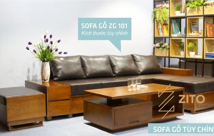 Những đặc điểm nổi trội của sofa gỗ sồi