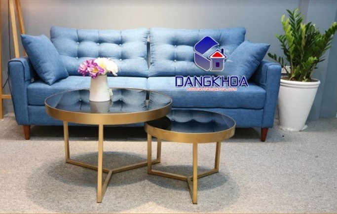 Những lưu ý khi mua sofa nỉ của nội thất Đăng Khoa cho phòng khách nhỏ hẹp