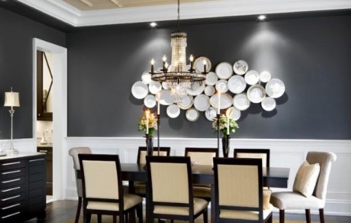 Những ý tưởng tuyệt vời để trang trí phòng ăn vô cùng đặc biệt
