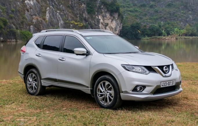 Nissan X-Trail - lợi thế nào để đấu CX-5 tại Việt Nam