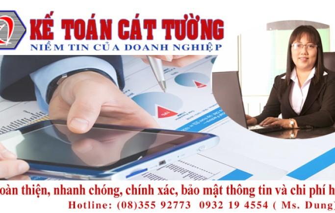 Nơi cung cấp thành lập công ty ở khu vực HCM