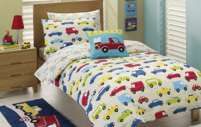 Phương pháp lựa chọn phụ kiện giường ngủ cho bé trai