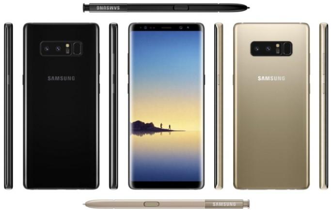 Samsung lên tiếng về sự cố pin trên Galaxy S8+ và Galaxy Note 8