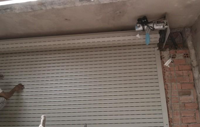 Sửa cửa cuốn quận Ba Đình thủ đô bài bản